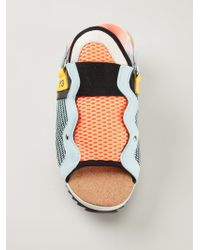 Y-3 - 'Malye' Sandals - Lyst