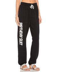 Private Party | Birthday Suit Sweatpants | Lyst
