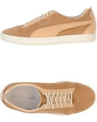Alexander McQueen x Puma Lowtops Trainers - Lyst