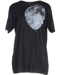 Malph T-Shirt gray - Lyst