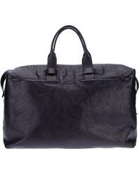 Troubadour Weekender Bag - Black