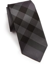 Burberry | Manston Forever Check Tie | Lyst