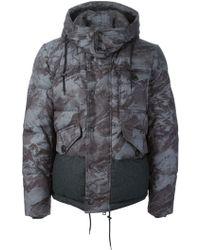 Moncler Chamonix Padded Jacket - Lyst