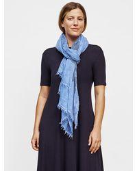 Eileen Fisher Modal Silk Reflections Scarf - Blue