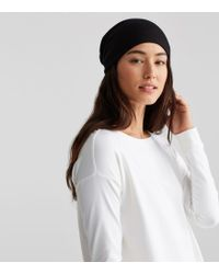 Eileen Fisher | Tencel Stretch Terry Hat | Lyst