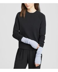 Eileen Fisher - Luxe Merino Stretch Extra Long Glovelettes - Lyst