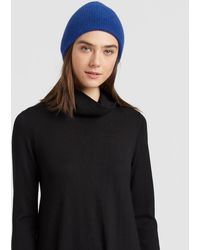 Eileen Fisher - Cashmere Silk Hat - Lyst
