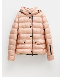 3 MONCLER GRENOBLE Armonique Padded Jacket - Pink