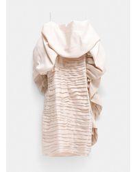 Magda Butrym Trani Mini Dress - Pink
