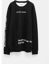 Burberry Sweatshirts for Men - Up to 70% off at Lyst.com