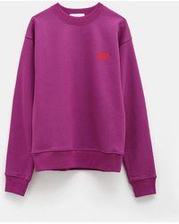 Roseanna Louis Rr Sweatshirt - Purple