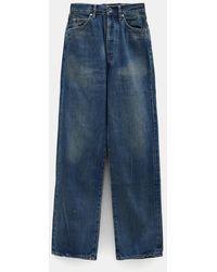 Chimala Selvedge Denim Monroe Cut Jeans - Blue