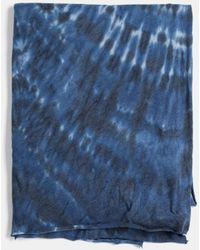 Raquel Allegra Tie-dye Printed Scarf