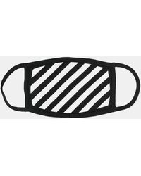 Off-White c/o Virgil Abloh Black Diag Mask