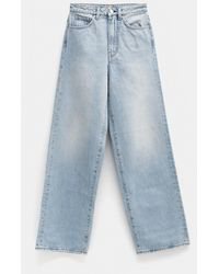 Totême - Flair Jeans - Lyst