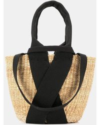 Muuñ Anna Basket Bag - Natural