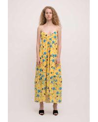 Borgo De Nor - Anais Printed Dress - Lyst