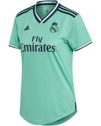 pick up 0ebec af16f adidas 2018-2019 Bayern Munich Third Football Shirt Women's ...
