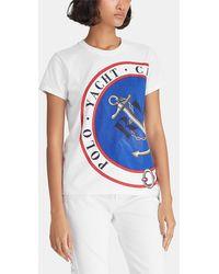 Short Sleeved Blue In T Ralph Lyst Basic Shirt Polo Lauren YEW9IHD2