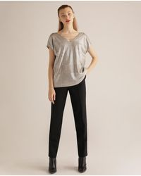 Esprit Wo Black Formal Trousers