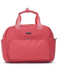 Gloria Ortiz Orange 16 L Travel Toiletry Bag - Pink