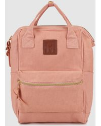 Green Coast - Wo Pink Japanese-style Backpack - Lyst