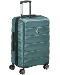 Delsey Meteor Medium Khaki Expandable Hard-sided Suitcase Up To 75 L - Multicolor