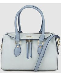 Robert Pietri - Sky Blue Bowling Bag With Zip - Lyst