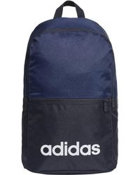 adidas Daily Big Women s Backpack In Multicolour in Blue for Men - Lyst 655a1f92890c5