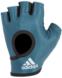 adidas Essential Fitness Gloves - Blue