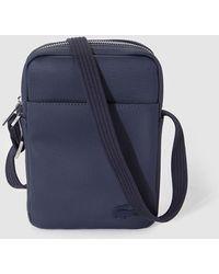 Blue Crossbody With Navy Zip Bag Mens Ybf7vI6gmy