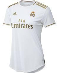 8b868a5e9a3fe Real Madrid Cf 2019-2020 Home T-shirt - White