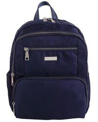 Gloria Ortiz Navy Blue 16 L Backpack