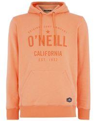 O'neill Sportswear Oneill Piru Sweatshirt - Orange