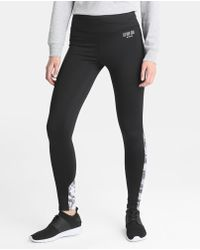 Green Coast - Black Athletic Leggings From The Go Run Collection - Lyst
