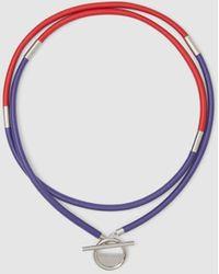 Emporio Armani Two-tone Necklace - Multicolour