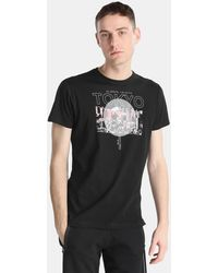 Green Coast - Black Short Sleeved T-shirt - Lyst