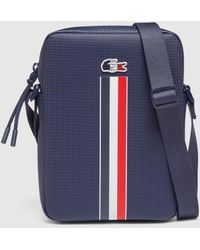 Lacoste Blue Crossbody Bag