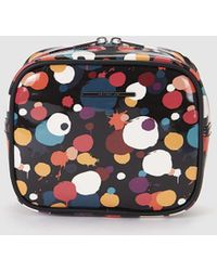 Jo & Mr. Joe - Multicoloured Printed Toiletry Bag - Lyst