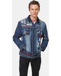5bb82397 Blue Jean Jacket