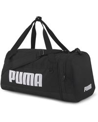PUMA Challenger Duffel Pro Sports Bag - Black