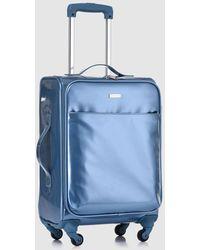 Gloria Ortiz - Blue 37 L Soft-sided Cabin luggage - Lyst