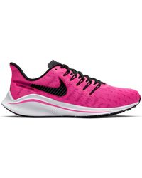 Nike Air Zoom Vomero 14 Running Shoes - Pink