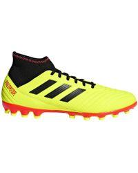 online retailer d129e efb93 adidas - Predator 18.3 Ag Football Boots - Lyst