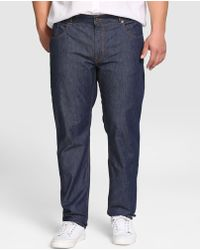 Lacoste - Big And Tall Blue Jeans - Lyst