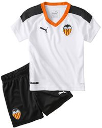 hot sale online 82e07 e87fc Valencia Cf 2019-2020 Childrens Mini Home Kit - Multicolour
