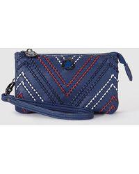 Caminatta - Blue Case With Zip - Lyst