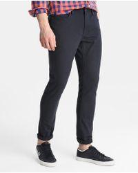 Green Coast - Blue 5-pocket Super Skinny Trousers - Lyst