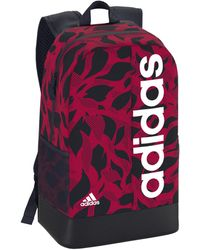 adidas - Linear Graphic Backpack - Lyst