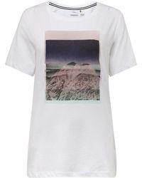 O'neill Sportswear Oneill Lw Aella T-shirt - White